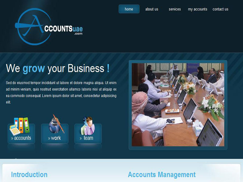 Account UAE