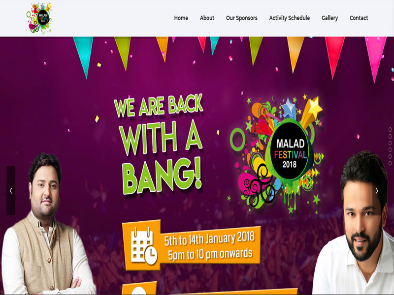 Malad Festival 2018