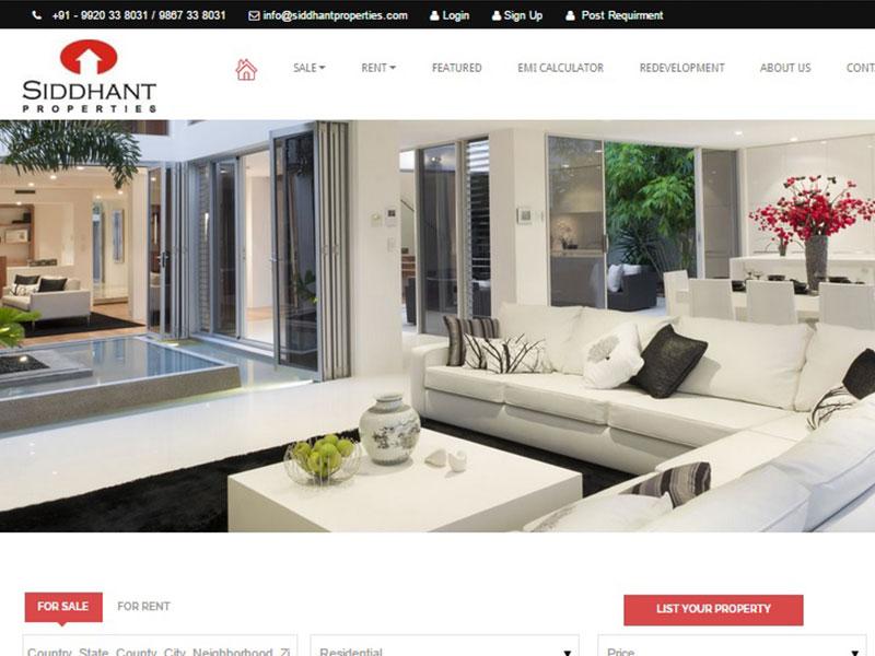 Siddhant Properties