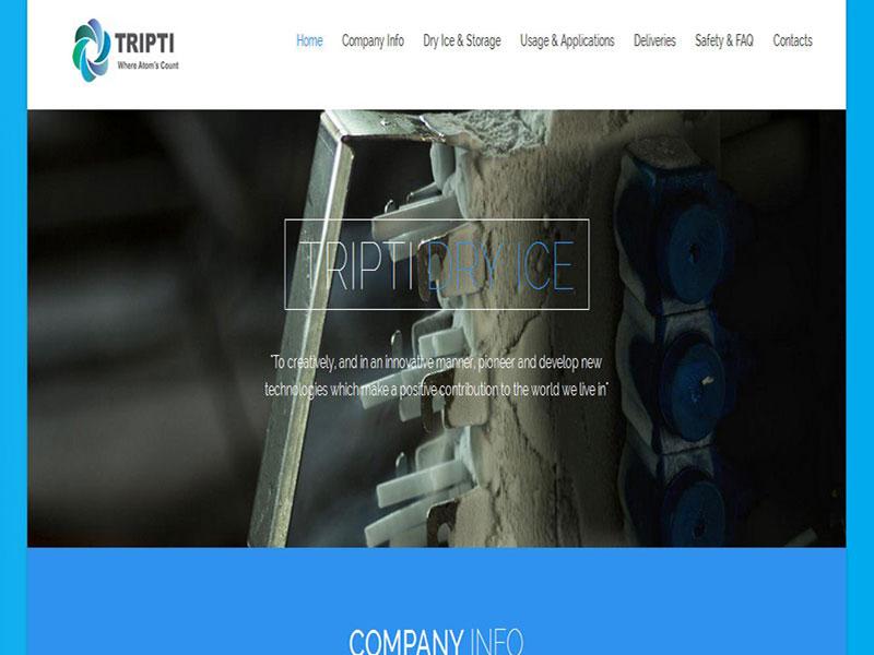 Tripti Dry Ice