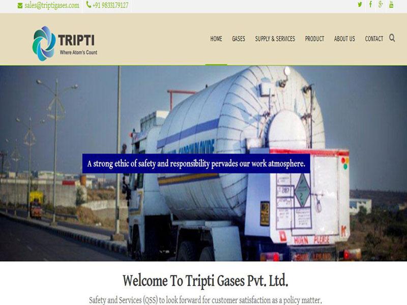 Tripti Gases
