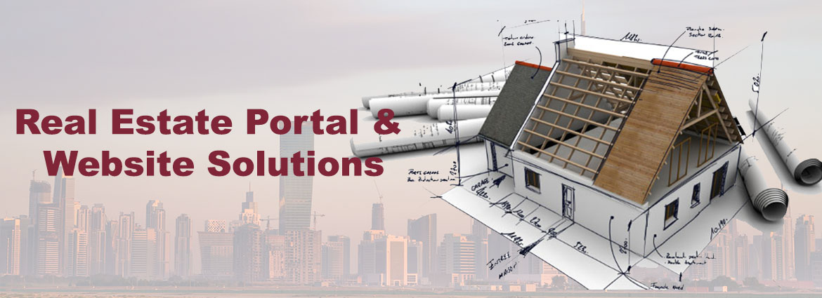 provide real estate portals & website solutions